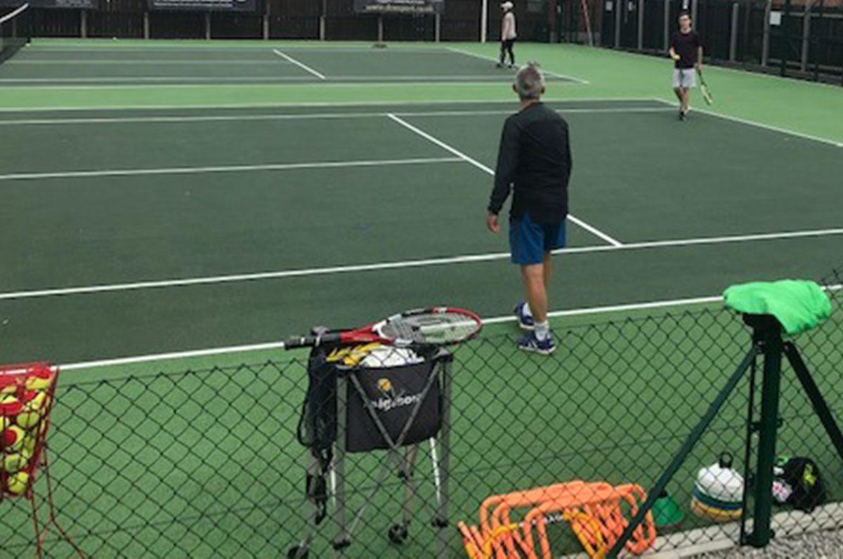 Hartlepool Tennis - Exwold